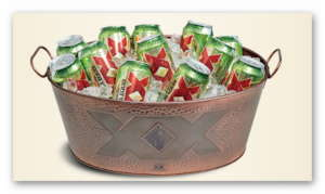 DOS EQUIS Summer Can Bucket Promotion Instant Win Game