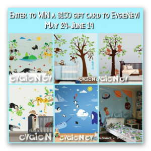 Enter to WIN a $150 gift card to EvgieNev