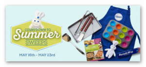Pillsbury Countdown to Summer Sweeps 2017