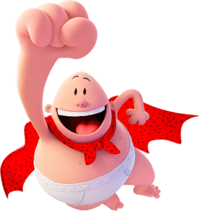 Captain Underpants Movie Ticket Instant Win Game