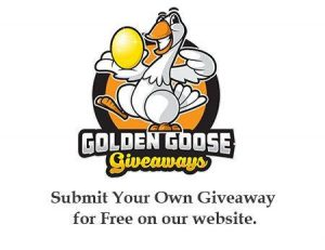 Submit a Giveaway for free and increase your traffic. We would love to promote your giveaway, blog giveaways, sweepstakes, and contests