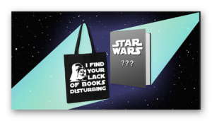 Mystery Star Wars Prize Pack from Star Wars Books and Penguin Random House