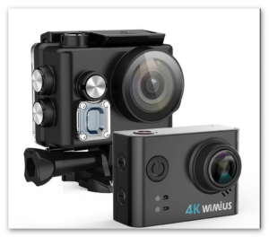 Win a Wimius L2 Action camera giveaway