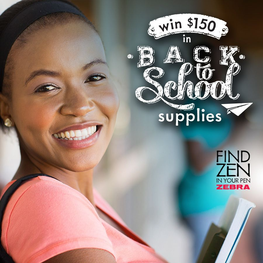 sweepstakes finder find zen during back to school sweepstakes ends july 1318