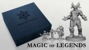 The Giveaway Geek Magic of Legends Giveaway (3 winners)