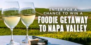 PF Chang's Food Getaway to Napa Valley Sweepstakes and Instant Win Game