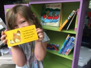 Win a Set Of TD Summer Reading Club Books