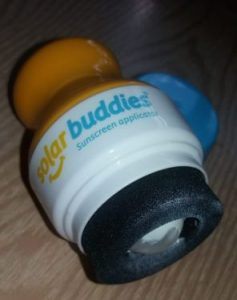 Win one of the new revolutions in sunscreen application Solar Buddies