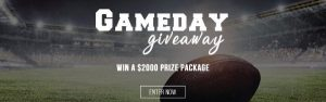 Shoulder of Giants Gameday Giveaway