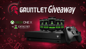 Gauntlet Xbox One X Giveaway