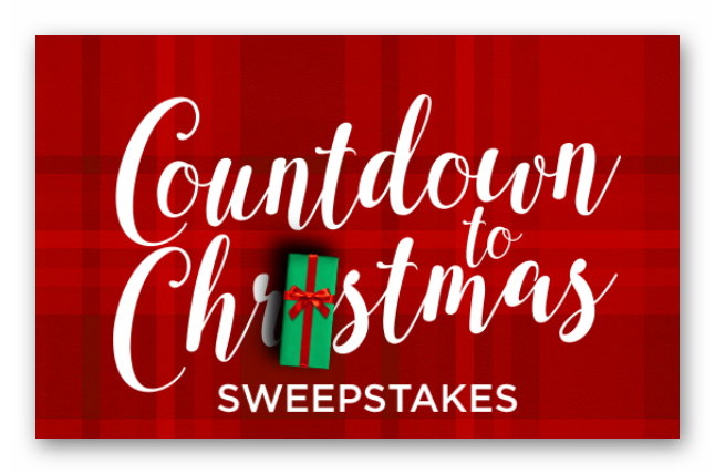 Hallmark channel countdown to christmas sweepstakes 4 for Hallmark christmas in july 2017 schedule
