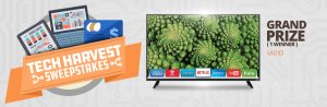 Newegg Tech Harvest Sweepstakes