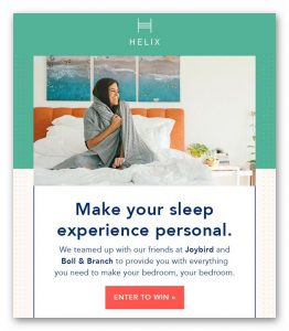Personalize Your Bedroom Giveaway