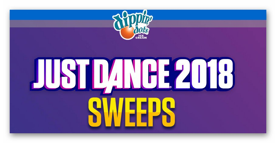 Dippin' Dots Just Dance Sweepstakes – Ends Dec 31st