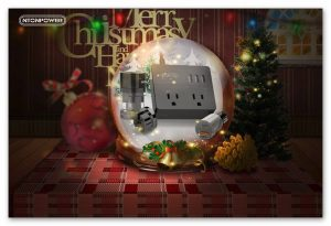 Win Power Strip & Car Charger