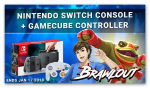 Nintendo Switch Console + Gamecube Controller Giveaway