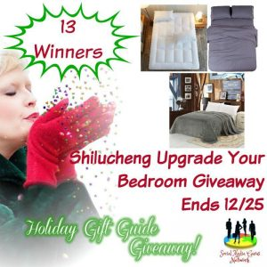 Shilucheng Upgrade Your Bedroom Giveaway