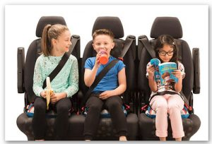 Win the BubbleBum Inflatable Car Booster Seat