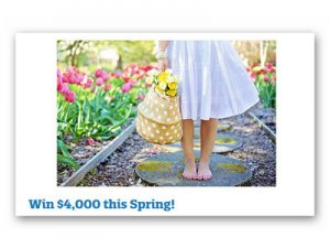 Quicken Loans Bring on the Spring Sweepstakes