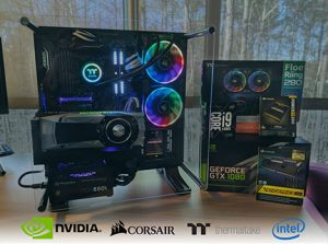 Win a Custom VR-Ready PC Sweepstakes