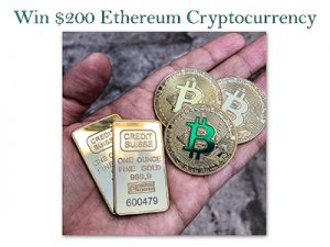 Crypto Playhouse $200 Ethereum Instagram Giveaway