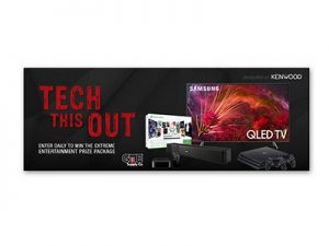 Tech This Out Extreme Entertainment Sweepstakes