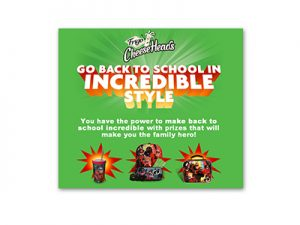 Frigo Incredibles Instant Win Game