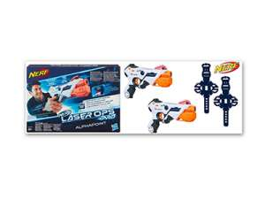Nerf Laser Ops Pro Alphapoint Blasters Giveaway