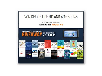 Win a Kindle Fire HD and 40+ Books