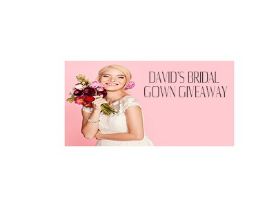 Davids Bridal Monthly Bridal Gown Ongoing Contests and Sweepstakes