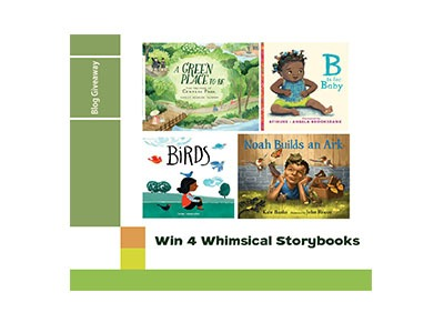 Win Four Whimsical Storybooks