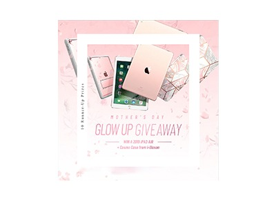 Mother's Day Glow Up Giveaway