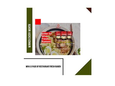 Win Restaurant Fresh Ramen