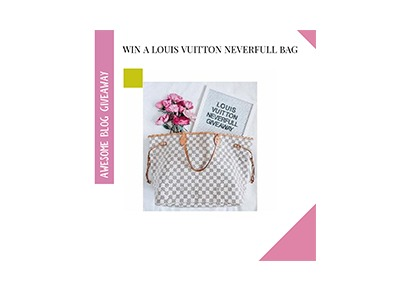 Louis Vuitton Neverfull Bag Giveaway