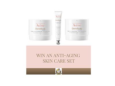 Win an Anti-Aging Skin Care Set