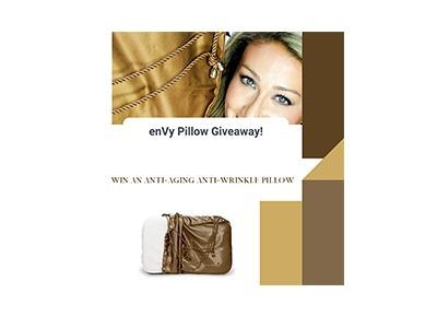 Win an enVy Pillow