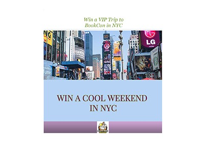 Win a Trip to BookCon in NYC