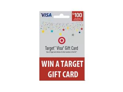 Target Gift Card Blog Giveaway