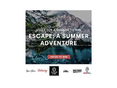 Win a Summer Adventure