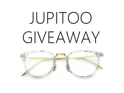 Jupitoo Glasses Giveaway