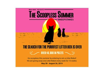 Scoopless Summer Sweepstakes
