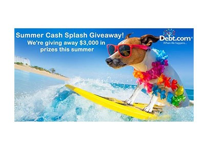 Summer Cash Splash Giveaway  https://www.summercashsplash.com/
