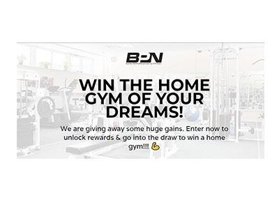WIN A HOME GYM