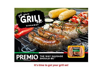 PREMIO get your Grill on Giveaway