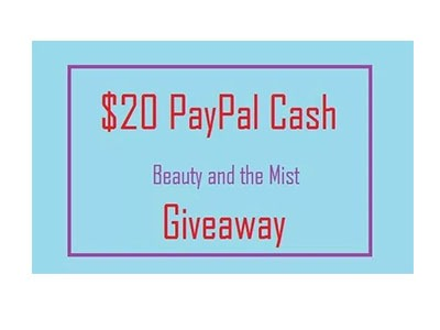 $20 PayPal Cash Giveaway