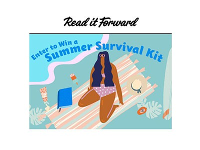 Read it Forward Summer Sweepstakes