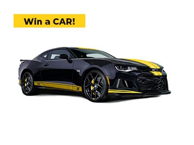 Hertz Ultimate Ride Sweepstakes