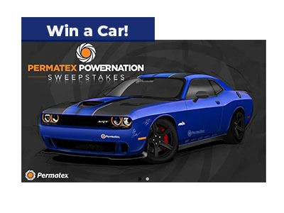 Permatex Powernation Sweepstakes