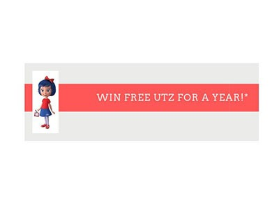 Win Free UTZ Snacks for a Year