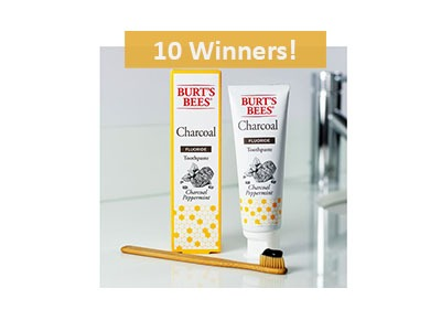 The Real Burt's Bees Sweepstakes
